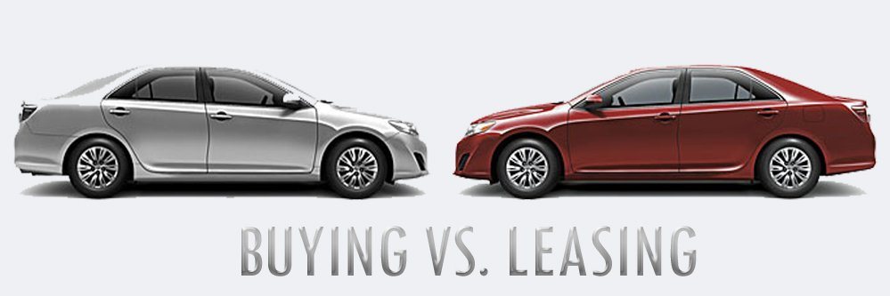 buying car versus leasing