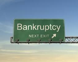 bancruptcy